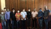 Vereadores de Guajará-Mirim participam de Inauguração de Secretaria Indígenas em Humaitá - AM