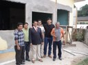 VEREADORES VISITAM OBRAS DO HOSPITAL REGIONAL